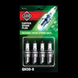 Свечи зажигания AWMQH30-8