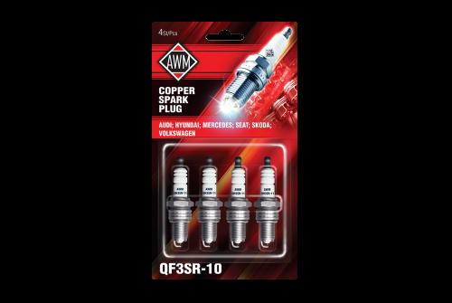 Свечи зажигания AWMQF3SR-10