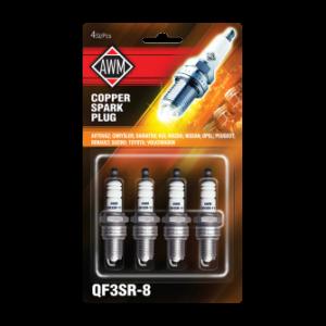 Свечи зажигания AWMQF3SR-8