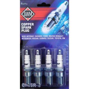 Свечи зажигания AWM QH3SR-8